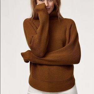 Aritzia Wilfred Free Asianna Sweater